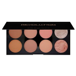 MAKEUP REVOLUTION Ultra Blush Palette PALETA RÓŻY Hot Spice