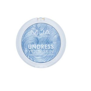 MUA Undress Your Skin ROZŚWIETLACZ DO TWARZY Ice Sparkle