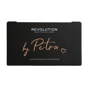 Makeup Revolution Paleta 36 cieni do powiek by Petra