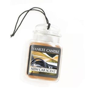 New Car Scent CAR JAR ULTIMATE Yankee Candle