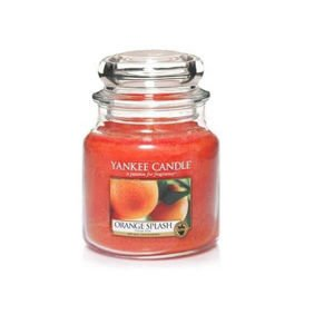 Orange Splash - SŁOIK ŚREDNI Yankee Candle