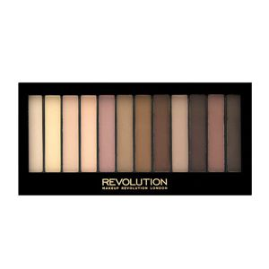 Paleta cieni do powiek Makeup Revolution Essential Mattes 2
