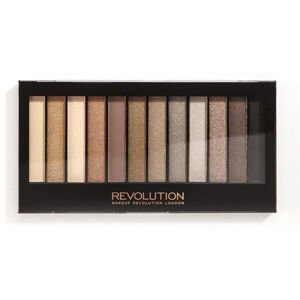 Makeup Revolution Paleta cieni do powiek Iconic 2