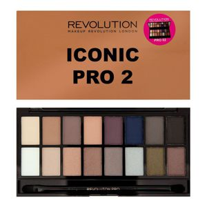 Paleta cieni do powiek Makeup Revolution Iconic Pro 2