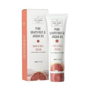 Pink Grapefruit & Argan Hand & Nail Cream - Krem do rąk
