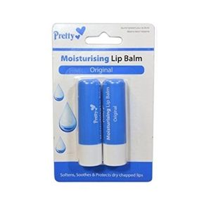 Pretty Original Lip Balm Balsam do ust - dwupak