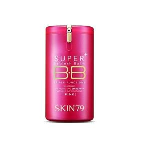 SKIN79 Hot Pink Super+ Beblesh Balm Triple Functions - BB Krem - próbka