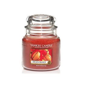 SPICED ORANGE - SŁOIK ŚREDNI Yankee Candle