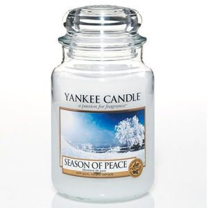 Season of Peace - SŁOIK DUŻY Yankee Candle