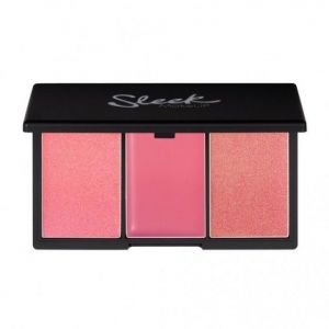 Sleek BLUSH BY 3 Paleta róży do policzków PINK LEMONADE 369
