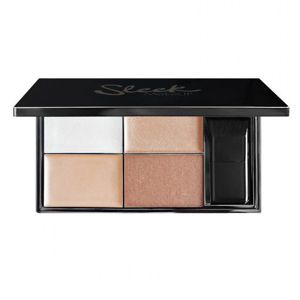 Sleek Makeup PRECIOUS HIGHLIGHTING PALETTE Paleta rozświetlaczy
