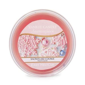 Snowflake Cookie WOSK SCENTERPIECE Yankee Candle