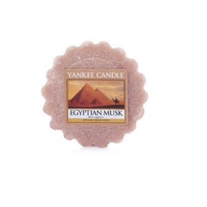 Yankee Candle Wosk Egyptian Musk