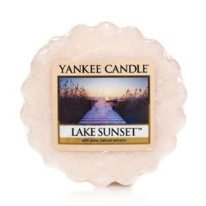Yankee Candle Wosk Lake Sunset