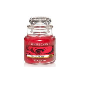 Yankee Candle Słoik mały True Rose