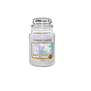Yankee Candle Sweet Nothings Słoik Duży