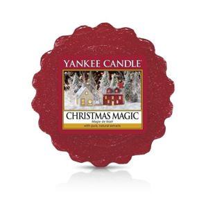 Yankee Candle Wosk Christmas Magic