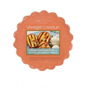 Yankee Candle Wosk Grilled Peaches & Vanilla